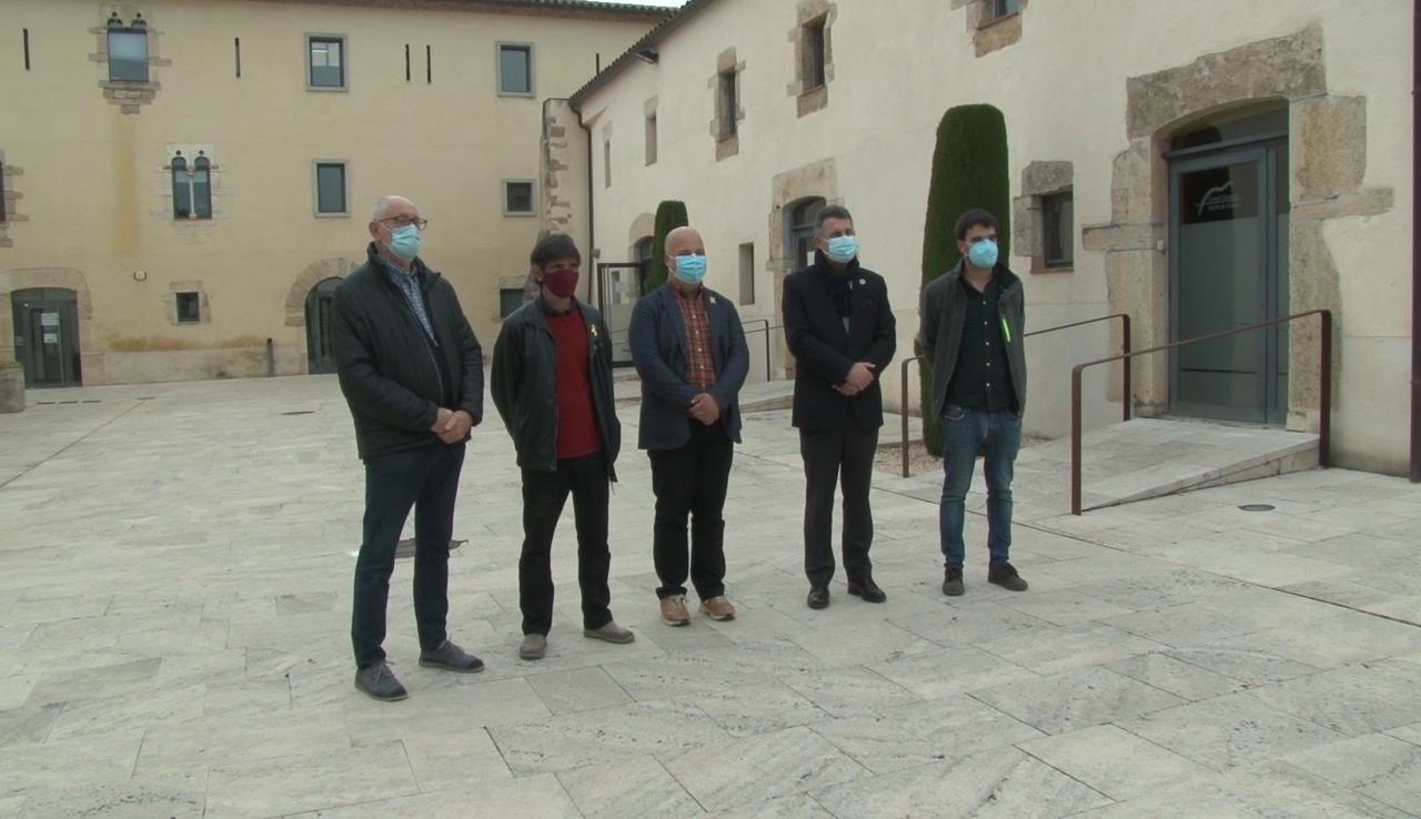 Cinc municipis del Pla de l'Estany acorden unir-se per l'organització de proves esportives