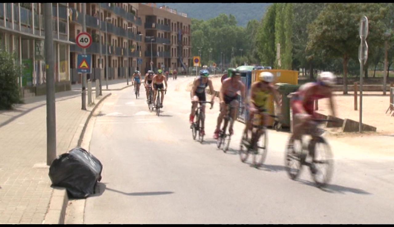 Banyoles, inclosa al calendari de les Copes del Món de Triatló de la temporada vinent