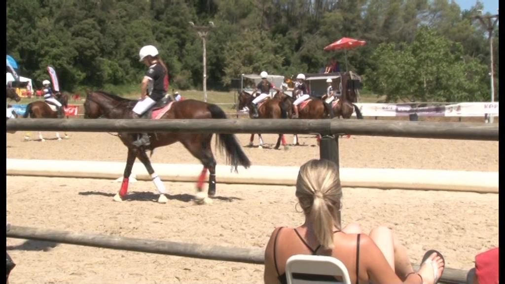 18 equips participen al Campionat d'Espanya de Horseball