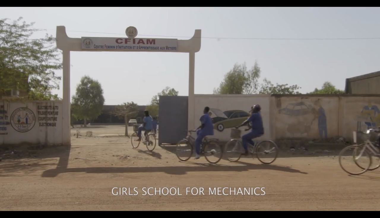 """Ouaga Girls"", al documental del Mes de febrer"
