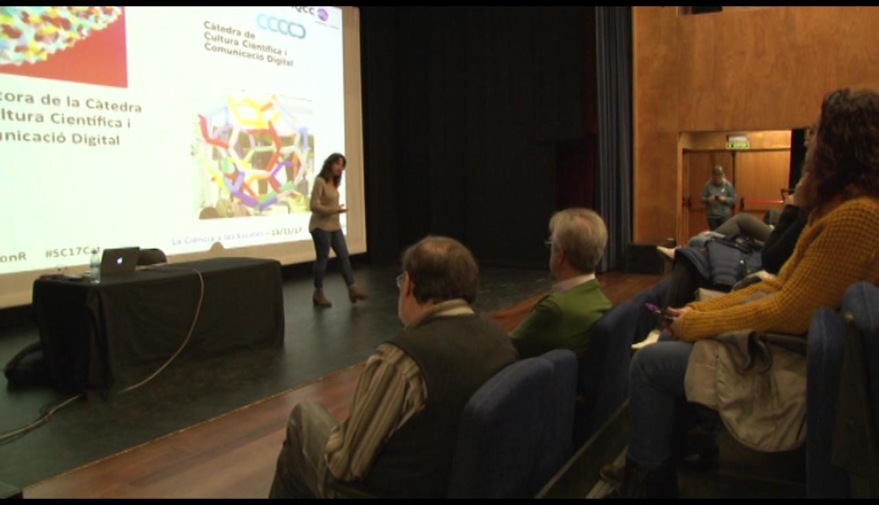La Nanociència centra la 14a Setmana de la Ciència del Pla de l'Estany