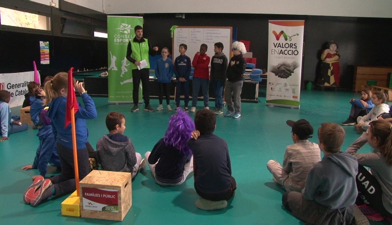 Uns 360 alumnes han passat pel taller Joc Net
