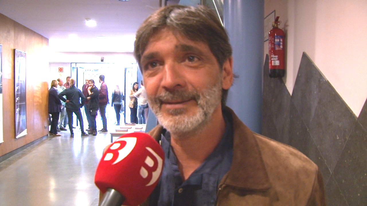 Oriol Serrà, cap de llista d'ERC – Junts per Sant Miquel de Campmajor
