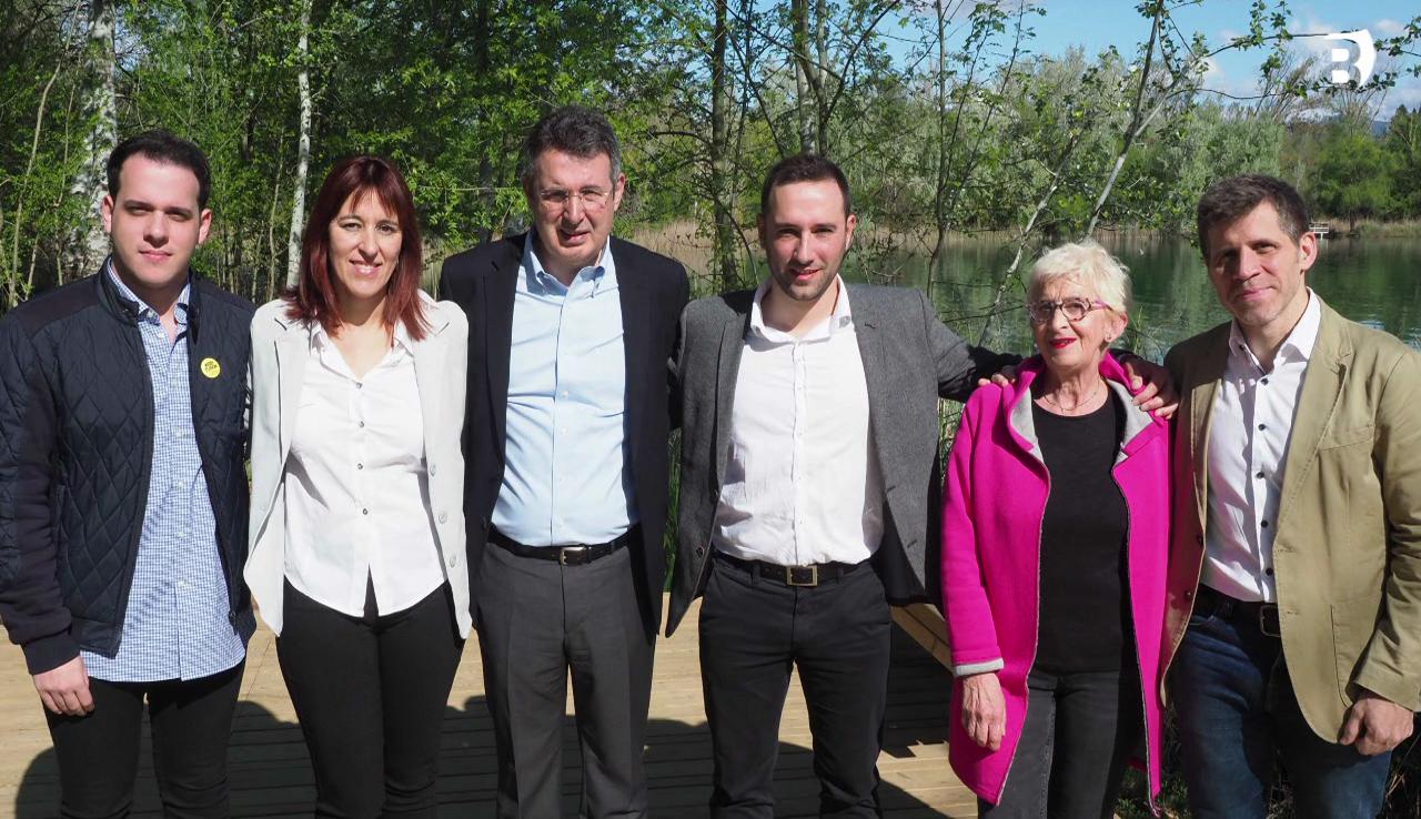 Junts per Catalunya - Banyoles anuncia quatre membres més de la llista