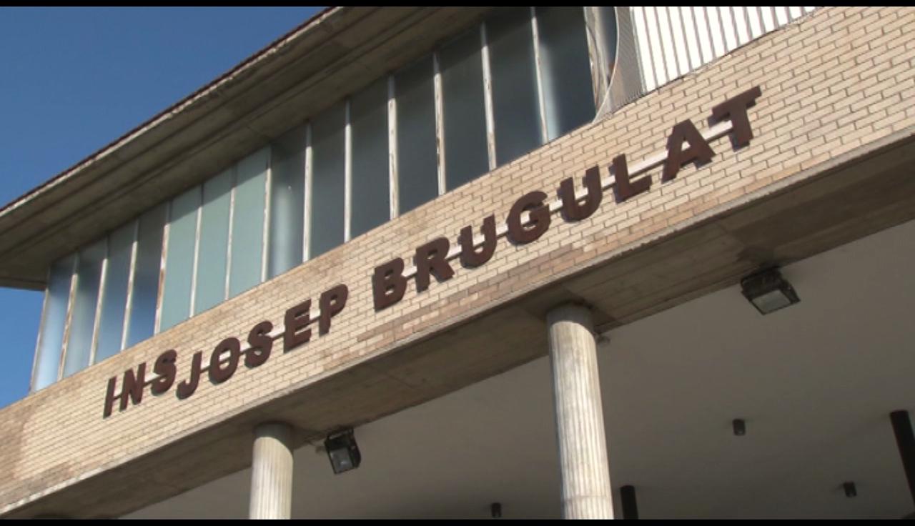 La Generalitat licita les obres d'ampliació de l'Institut Josep Brugulat