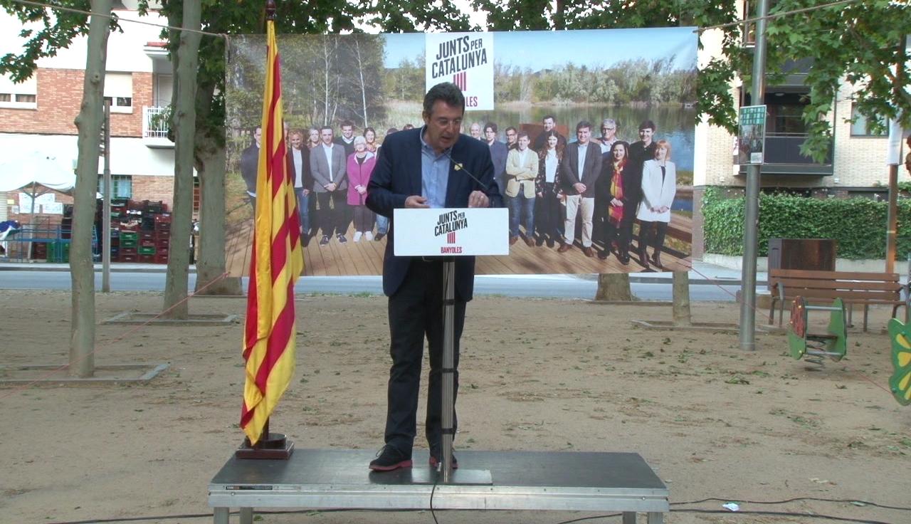 L'Ajuntament de Banyoles ja ha aprovat la construcció de l'ampliació del parc infantil de la Draga