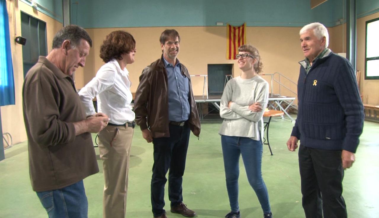 ERC – Junts per Vilademuls acaba la campanya amb un acte a Galliners