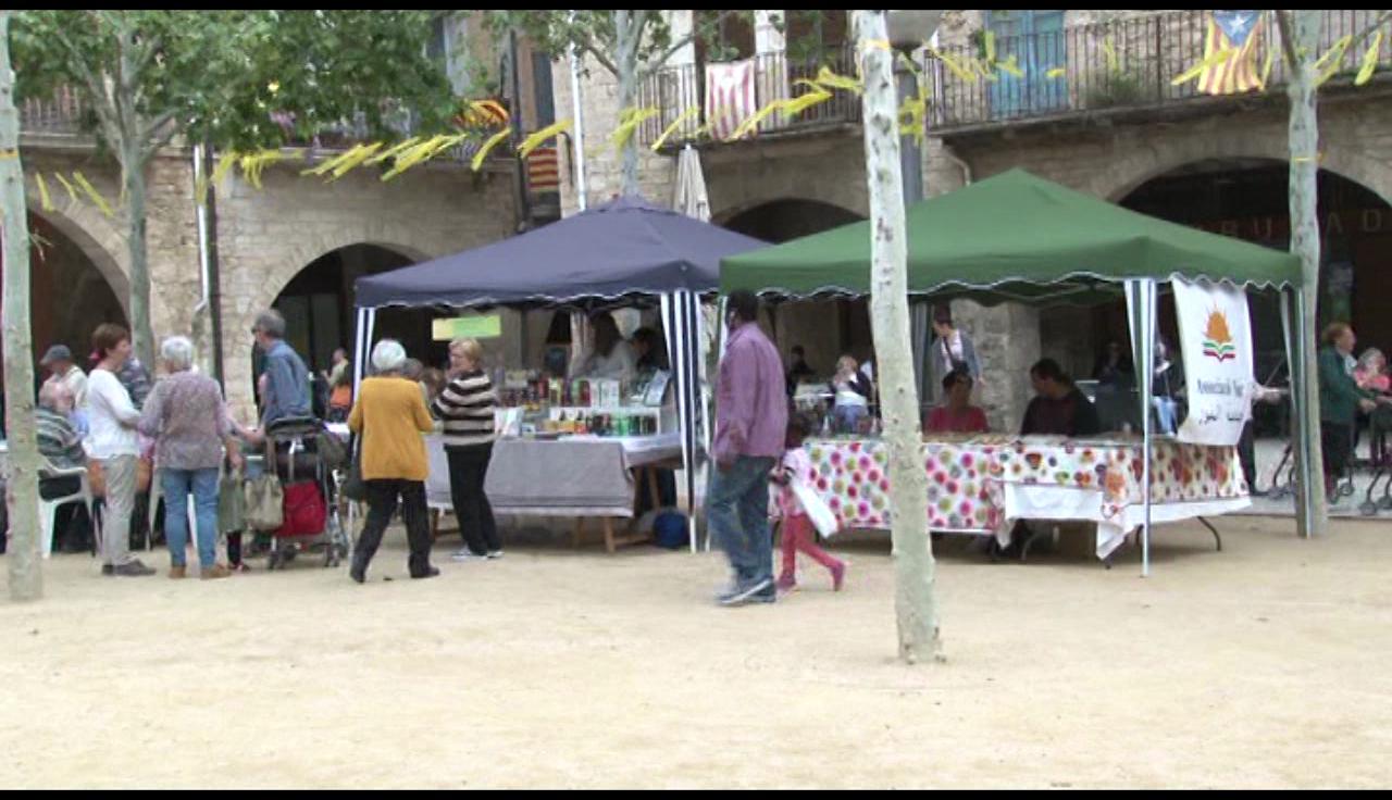 Can Butinyà organitza un any més la Festa del Comerç Just a Banyoles