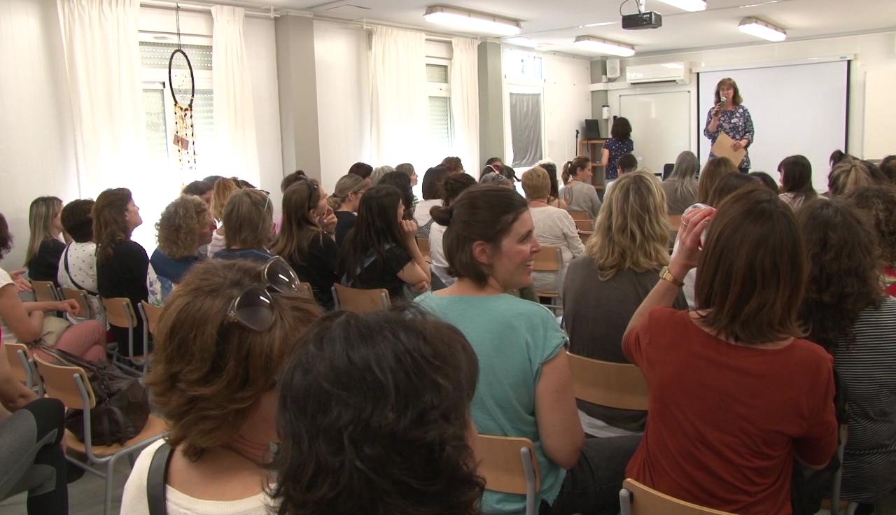 Els mestres del Pla de l'Estany fan balanç del curs escolar en la XXI Trobada de Mestres