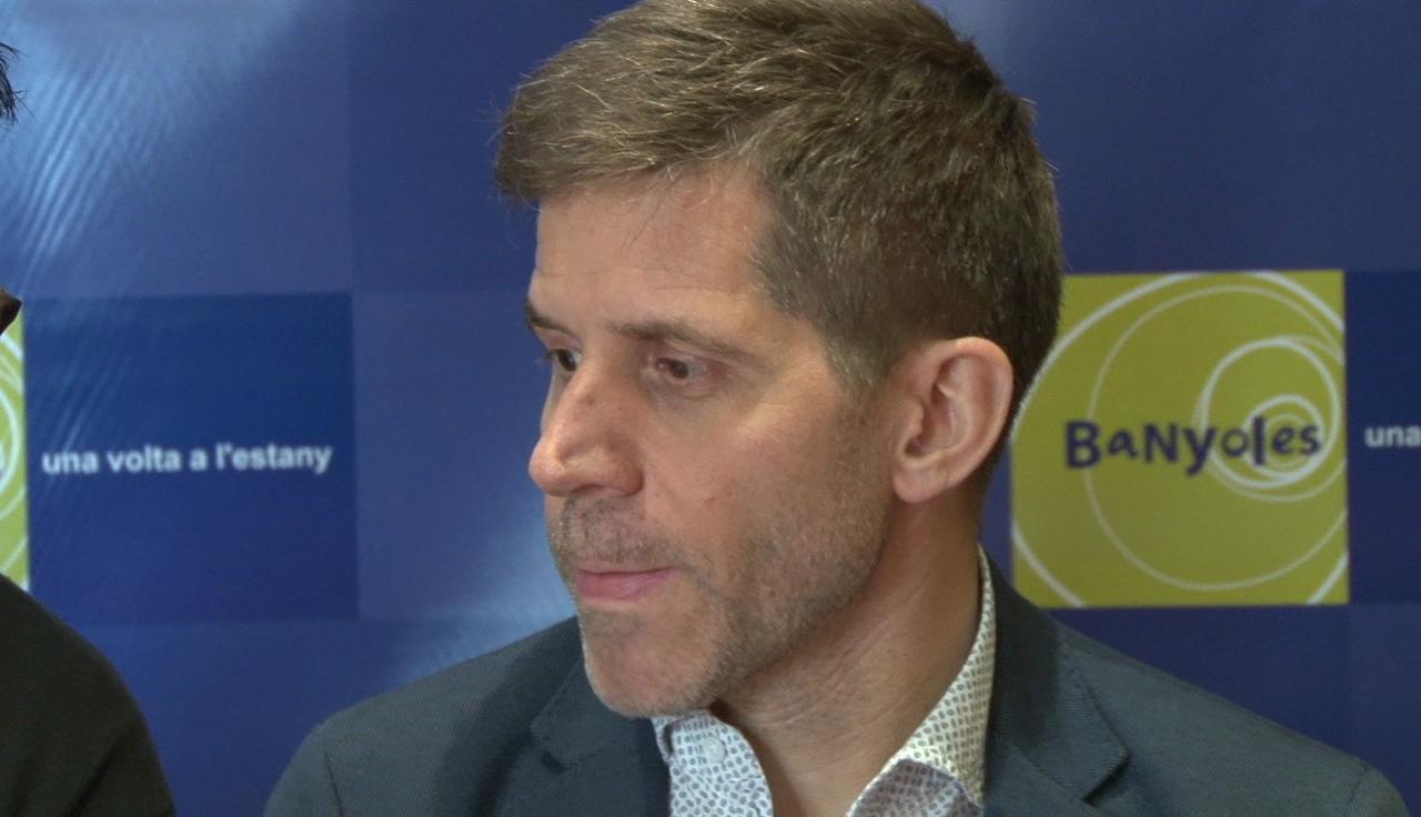 Miquel Cuenca formarà part de la llista de Junts per Catalunya-Banyoles