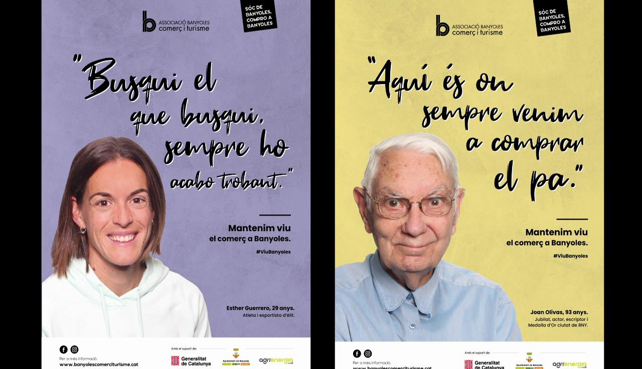 L'associació Banyoles Comerç i Turisme participa a la Setmana del Comerç i allarga la campanya tres mesos