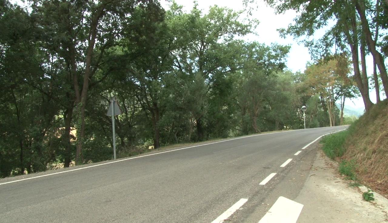 L'Ajuntament de Camós encarrega un projecte per crear una via verda